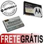 Bateria Original Br50 Motorola Selo Anatel + Frete Grátis
