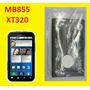 Bateria Hf-5x Xt860 Xt320 Xt321 Xt862 Photon 4g Frete 6,00