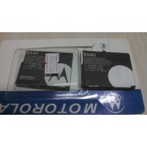 Bateria Celular Motorola Bx40 Pague 1 Leve 2 V8 V9 U9 Zn5