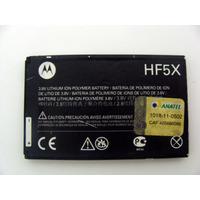 Bateria Motorola Hf5x Mb526 Defy + Mb855 Xt321 Mini Original
