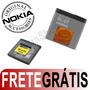 Bl-6p - Bateria Original Nokia Selo Anatel + Frete Grátis