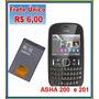 Bateria Nokia Asha 200 201 302 N900 5228 5230 5233 5235