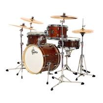 Bateria Acústica Gretsch Catalina Club Jazz Ctj 484 Wg