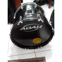 Bumbo Adah Drums Live Series 22 Polegadas Zerada!!