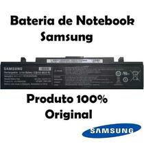 Bateria 11.1v 4400mah Original Notebook Samsung Np Rv410 411