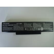 Bateria Bty-m66 Para Notebook De Varias Marcas Modelos Nova