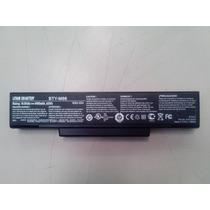 Bateria Lithium Ion Bty-m66 10,8vdc 4400mah, 48wh Squ524