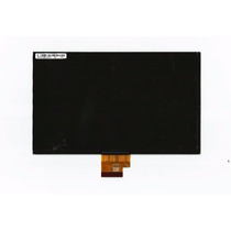 Tela Display Lcd Tablet Genesis Gt 7240 Flex Curto 7 Pol