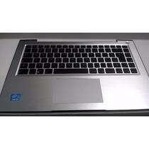 Teclado Notebook Cce T345 Com Topcase Br Com Ç Novo Garantia