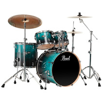 Bateria Acustica Pearl Vision Vba825sp Shell Pack Bumbo 22