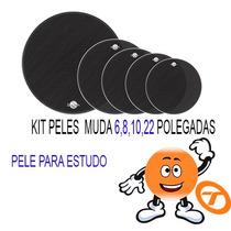 Kit Peles Mudas Luen Silent 6,8,10 E 22 Frete Grátis