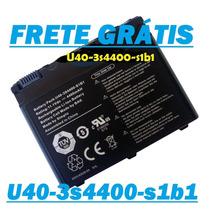 Bateria Notebook Cce Kennex Sti - U40-3s4400-s1b1