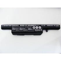 Bateria Clevo W540bat-6 11.1v 44000mah 48.84wh