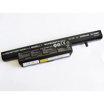 Bateria W240bubat-3 Notebook Sim+ 2000 6-87-w240s-4yf
