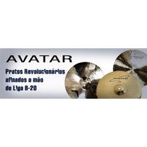 Prato Crash Avatar Focus 18 - B20 -