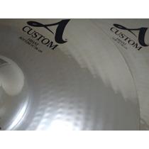 Zildjian - A Custom Hi Hat 14