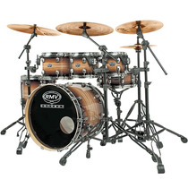 Bateria Rmv New Concept Bumbo 22 Nat Gloss Burst 3 Tons