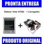 Bateria Original +carregador Samsung Galaxy Note N7000 I9220