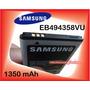 Bateria Eb494358vu Celular Samsung Gt-s5830b Galaxy Ace Grát