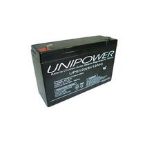 Bateria Selada 6v 12ah Unipower 2 Anos - Up6120