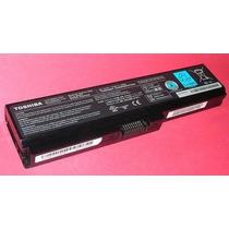 °° Bateria Notebook Toshiba Satellite U505 Series(original)