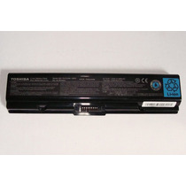 Bateria Original Toshiba A200 A205 A300 A305 - Pa3534u-1brs