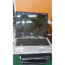 Notbook Semp Toshiba 1413g Carcaca E Peças