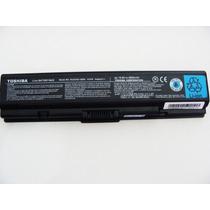 Bateria Toshiba Satellite A200 A300 A500 L200 L300 Series