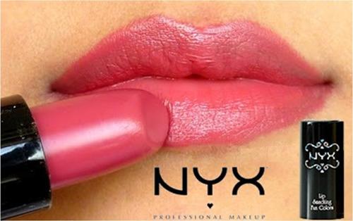 Batom Nyx - Round Lipstick - Pronta Entrega No Brasil