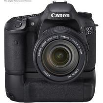 Grip Para Bateria B3b Camera Canon Eos 7d Bp-e7 Bg-e7 Lp-e6