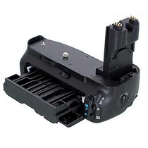 Battery Grip Vertical Canon 7d Bp-e7 Dslr Nota Fiscal