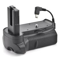 Vertical Battery Grip De Bateria P/ Camera Nikon Dslr D5100