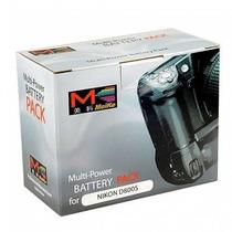 Grip Battery Mb-d12 Para Nikon D800 D800e P/ Bateria En-el15