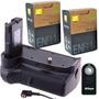 Kit Battery Grip Para Nikon D3100 D3200 D3300 + 2 En-el14