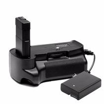 Battery Grip P/ Nikon D3100 Empunhadura Vertical + Bateria