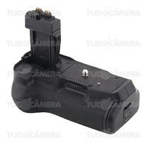 Grip De Bateria Bg-e8 P/ Canon Rebel T2i T3i T4i T5i
