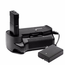 Battery Grip P/ Nikon D3200 Empunhadura Vertical + Bateria