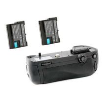 Battery Grip P/ Nikon D7100 + 2 Baterias En-el15