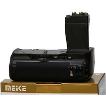 Grip Bateria Meike P/ Canon Eos 60d Battery Bg-e9