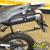 Suporte Bauletos Bau Laterais Motopoint Versys 650 - Kawasak
