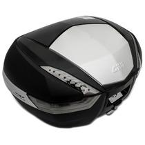 Bauleto Moto Givi Monokey Tech 47 Litros Universal Com Chave