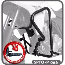 Protetor De Motor Carenagem C/ Pedaleira Scam Honda Xre 300
