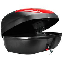 Bau Para Moto Bauleto 45 Litros Pro Tork Smart Box + Brinde