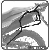 Suporte De Baú Lateral Honda Xre300 - Scam
