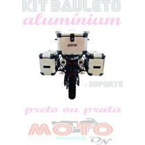 Kit Bauleto Traseiro + Lateral + Suporte Xt 660 Roncar
