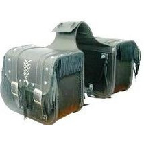 Kit Shadow 600=botinha,capa,ferramentas,franjas De Manete