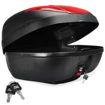 Bau Para Moto Bauleto 45 Litros Pro Tork Smart Box + Base