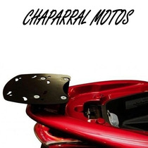 Bagageiro Suporte Honda Pcx 150 Garupa Bau Bauleto Chapa