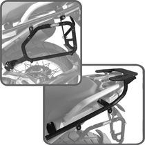 Kit Bmw R1200gs 2013+ Suportes Baú Traseiro E Lateral Scam