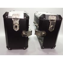 Malas Laterais Aluminio Bmw R1200 Adv 06 A 12 Par S/ Sup